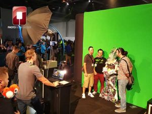 Green-Screen-Photo-Booth-Anaheim-Convention-Center-Anaheim-CA